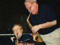 Jim Sherrick solos on alto sax.